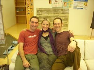 Tim, myself and Mark