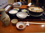 Harmony in food and sake